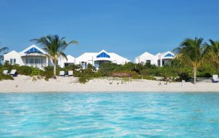 Oceanfront boutique resort Caicias Villas in Providenciales