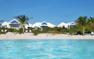 Oceanfront boutique resort Caicias Villas in Providenciales