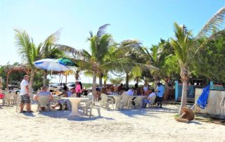 Bugaloos restaurant in Providenciales TCI