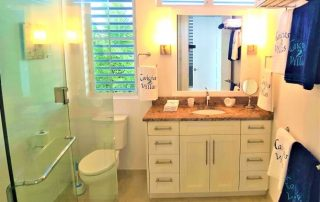 Caicias Villa Aquamarine bathroom