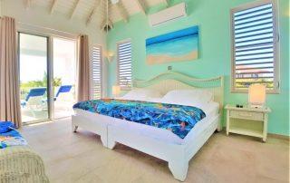 Caicias Villa Sapphire bedroom