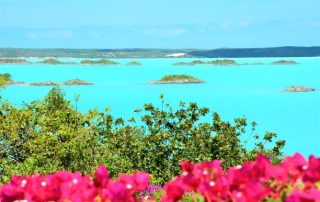 Chalk Sound in Providenciales TCI