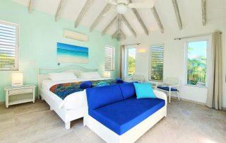 Villa Aquamarine bedroom